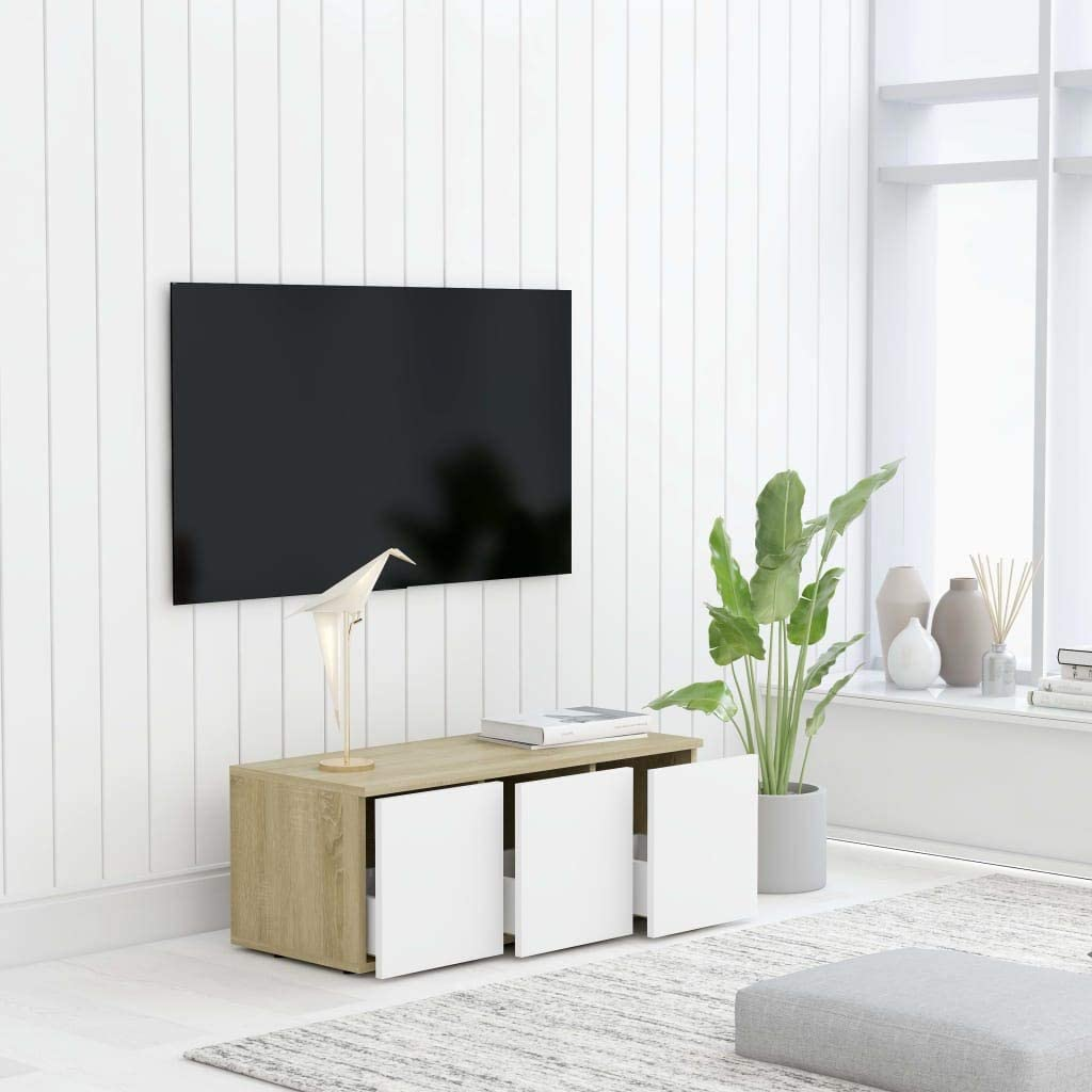 31 Inch TV Console Cabinet for 2021 new Modern Ranking TOP9 to 40 Stan TVs Up