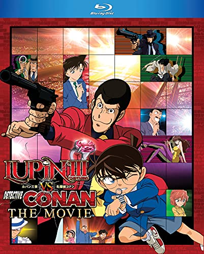Lupin the 3rd VS Detective Conan the Movie [Blu-ray]