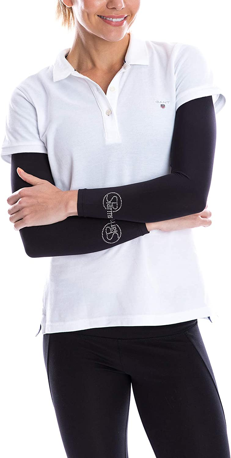 Sparms Manufacturer regenerated product UV SP ARMS - SUN Cooling Sale SLEEVES CRYSTAL G Protection Sun