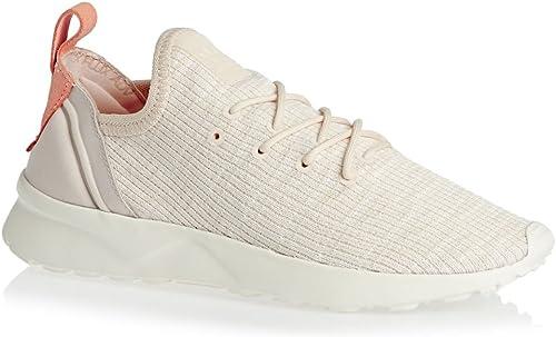 Damen adidas Zx Flux Größe One beige, Turnschuhe, Sock