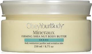 Optimal Indulgence Shea Nut Body Butter Ocean Fragrance 200ml