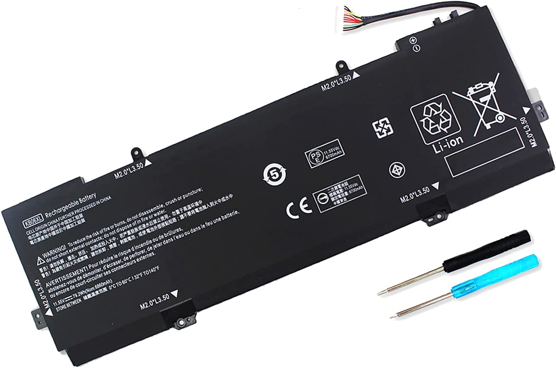 902499-855 KB06XL Laptop Battery Sale price for Spectre Elegant Convertible HP X360