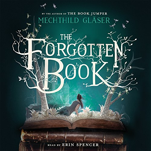 The Forgotten Book audiobook cover art