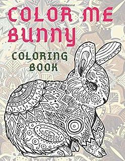 Color me Bunny - Coloring Book