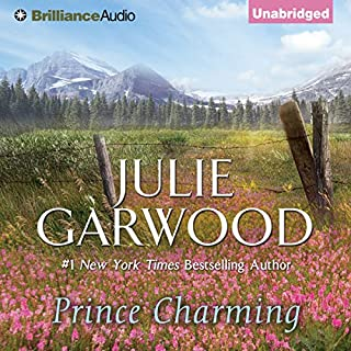 Prince Charming audiobook cover art