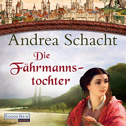Die Fährmannstochter audiobook cover art
