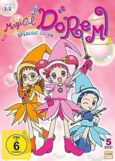 Magical Doremi: Staffel 1.1 (Episode 01-26) (5 Disc Set) [Alemania] [DVD]