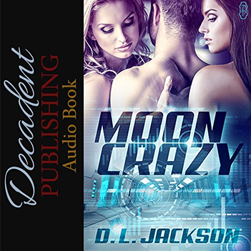Moon Crazy audiobook cover art