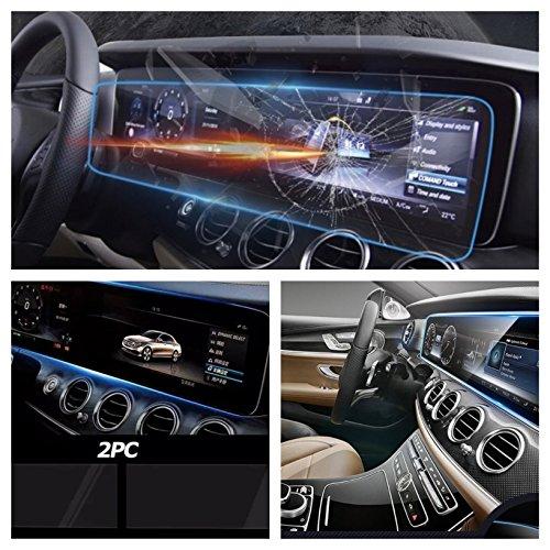 Emblem Trading Comand Online Tacho Radio Navi Display Schutzglas Passend Für E W213 AMG E63 E43
