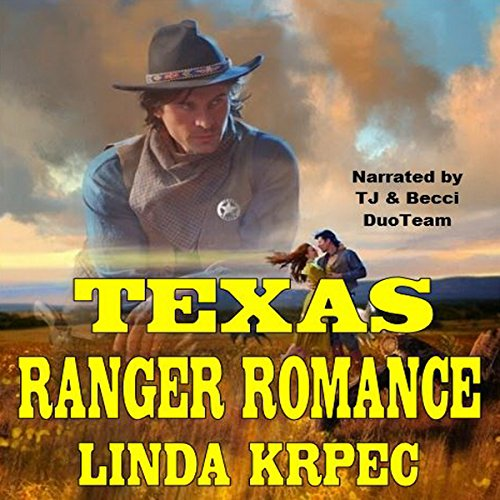 Texas Ranger Romance audiobook cover art