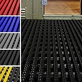 Antirutschmatte Multi-Grip | Arbeitsplatzmatte | Rutschfest & gelenkschonend | PVC Bodenmatte mit...