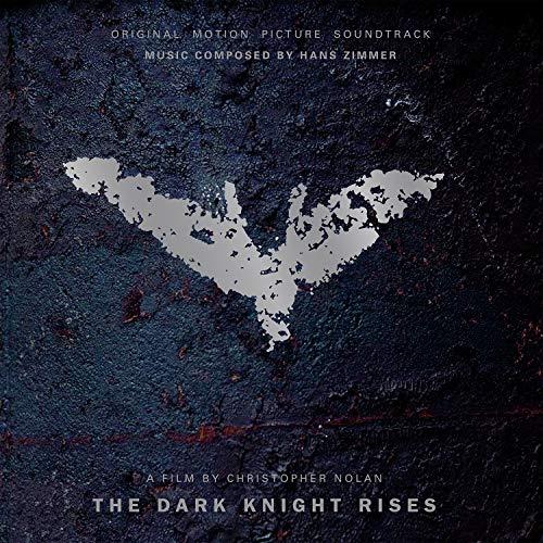 The Dark Knight Rises (180 Gr. Vinyl Silver & Black Marbled Limited Edt.)