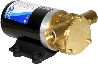 Jabsco 23680-4003 Water Puppy Pump Bronze Commercial Duty 12 Volt Boat Plumbing Item