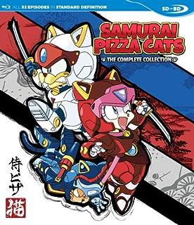 キャッ党忍伝てやんでえコンプリートシリーズ / SAMURAI PIZZA CATS COMPLETE SERIES