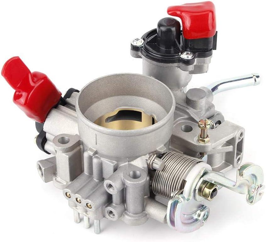 Regular dealer Throttle Body Aluminum Assembly Replacement Access Popular popular