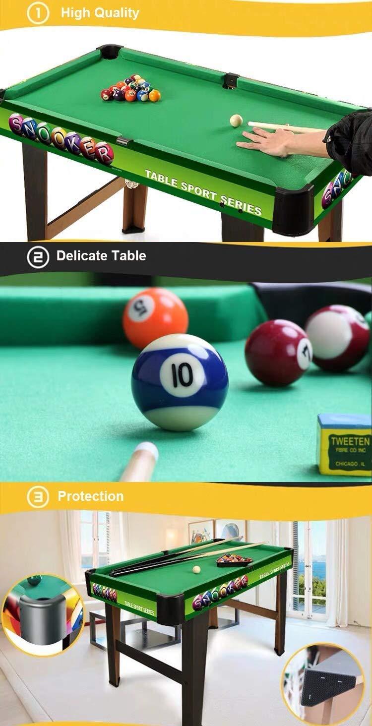 YUHT Mesa multijuegos,Combinación de Varios Juegos de Mesas de ...