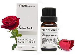 comprar comparacion Aceite esencial de rosa - 100% puro mejor aceite esencial de grado terapéutico, aceite de aromaterapia natural para difusor