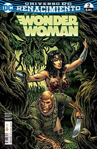 WONDER WOMAN 16/2 (Wonder Woman (Nuevo Universo DC))