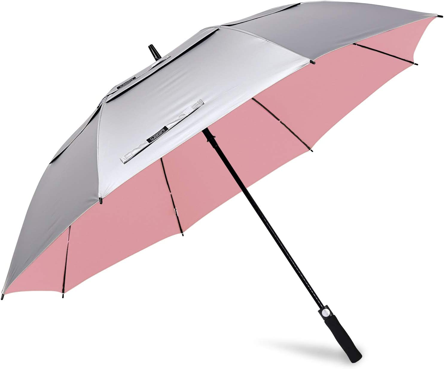 G4Free 62 68 Inch UV Protection Open Umbrella Charlotte Mall D Mail order cheap Auto Vented Golf