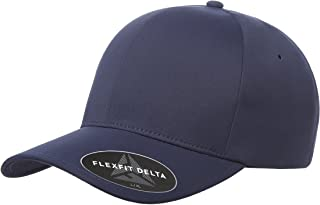 Men's Seamless Fitted Delta Cap