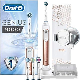 Oral-B Genius Pro 9000 Şarj Edilebilir Diş Fırçası, Pembe