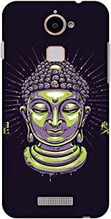 Coolpad Note 3 Lite Case, Premium Handcrafted Designer Hard Shell Snap On Case Shockproof Printed Back Cover for Coolpad Note 3 Lite - Almighty Buddha