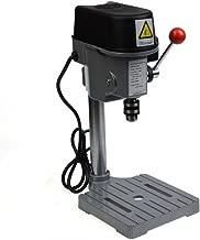ABEST - Mini taladro de presión de 3 velocidades, 150 W, para joyeros y aficionados