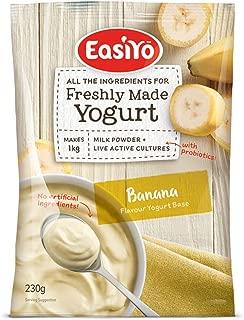 Easiyo Banana Yogurt Base and Culture Mix 230 Gram