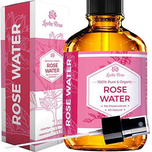 100% Pure Natural Moroccan Rosewater