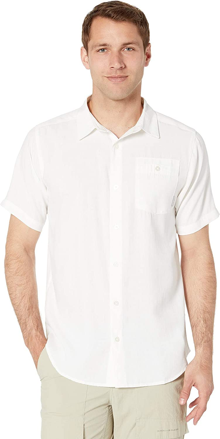 Al sold out. Columbia Men's Mossy Trail Shirt Short Sleeve In a popularity