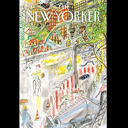The New Yorker, May 7th 2018 (Zadie Smith, Nicholas Schmidle, Peter Hessler) audiobook cover art