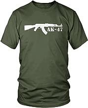 Amdesco Men's AK-47 Rifle, Assault Rifle T-Shirt