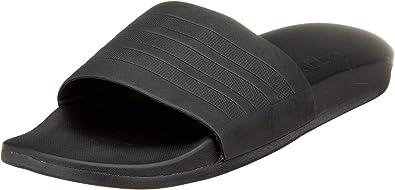 adidas Adilette Cloudfoam Mono, Chaussures de Plage & Piscine ...