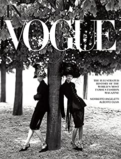 In Vogue: An Illustrated History of the World's Most Famous Fashion Magazine (0847839451) | Amazon price tracker / tracking, Amazon price history charts, Amazon price watches, Amazon price drop alerts