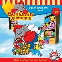 Der Weihnachtstraum: Benjamin Blümchen 52