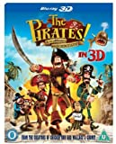 Pirates in an Adventure with Scientists (3-D) [Blu-Ray]