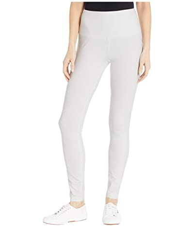Lysse Cotton Leggings (White) Women