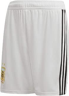 argentina away football shorts