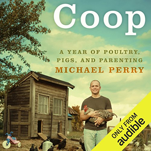 Coop audiobook cover art
