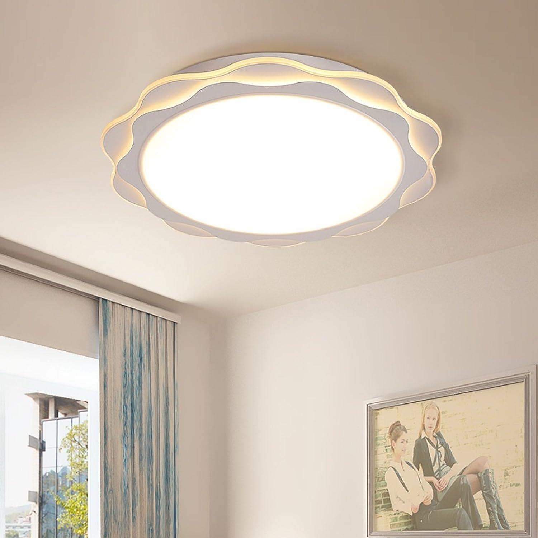 kreative Design, ultradünnes Deckenleuchte, Wohnzimmer LED ...