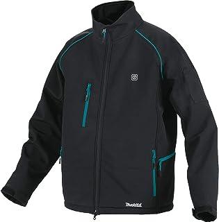 Makita DCJ205Z3XL 18V LXT Heated Jacket, Only (Black, 3XL), 3X-Large