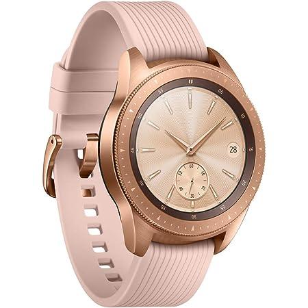 Samsung Galaxy Watch (42mm) Rose Gold (Bluetooth) (Renewed)