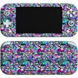 Lex Altern Skin Decal Compatible with Switch Lite 2019 Console Controller Mushrooms Cover Forest Psychedelic Vinyl Wrap Sticker Protective Game Pattern Trippy LSD Full Body nlh022