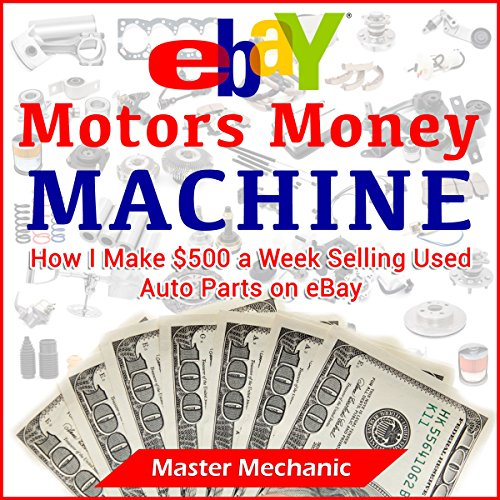 eBay Motors Money Machine audiobook cover art