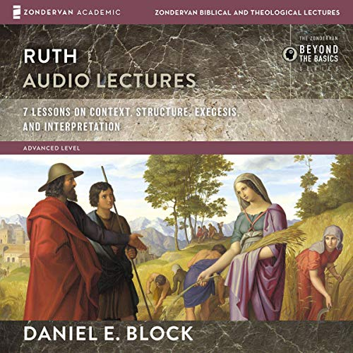 Ruth: Audio Lectures cover art