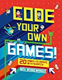 Code Your Own Games is one of many great gifts for creative tweens
