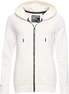 Superdry Women's Ol Elite Ziphood Br Hoodie