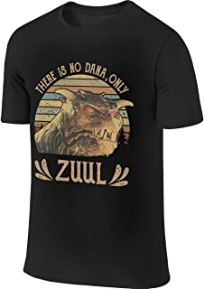 BTVE There is No Dana Only Zuul Vintage Humor Outdoor Black Shirts