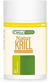 Único Aceite de Krill Puro + EPA/DHA + Astaxantina