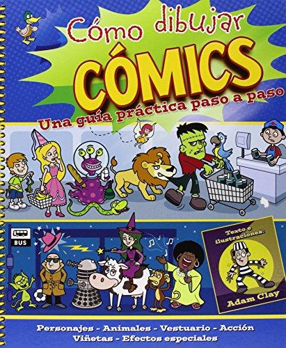 Libro guía para aprender a dibujar cómics